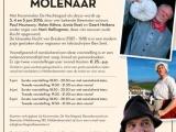 Flyer Klucht van de Molenaar (achterkant)