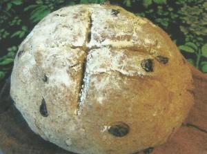 Brood op de plaat